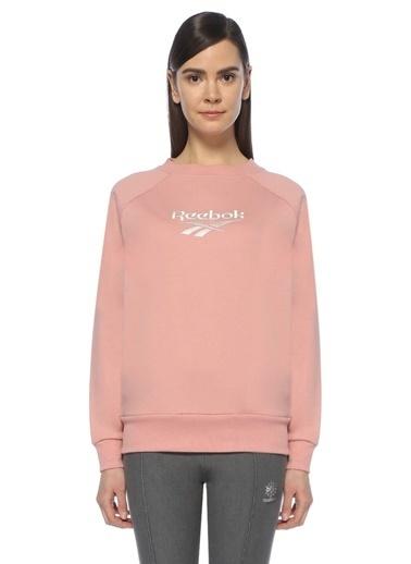 Reebok Sweatshirt Pembe